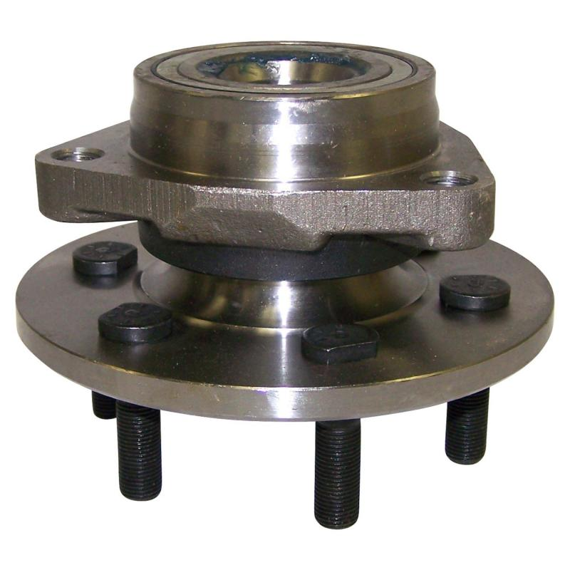 Crown Automotive 52069361AC Jeep Replacement Hub Assembly for 1997-03 Dodge AN Dakota or 1998-03 Dodge DN Durango w/ 4WD Front