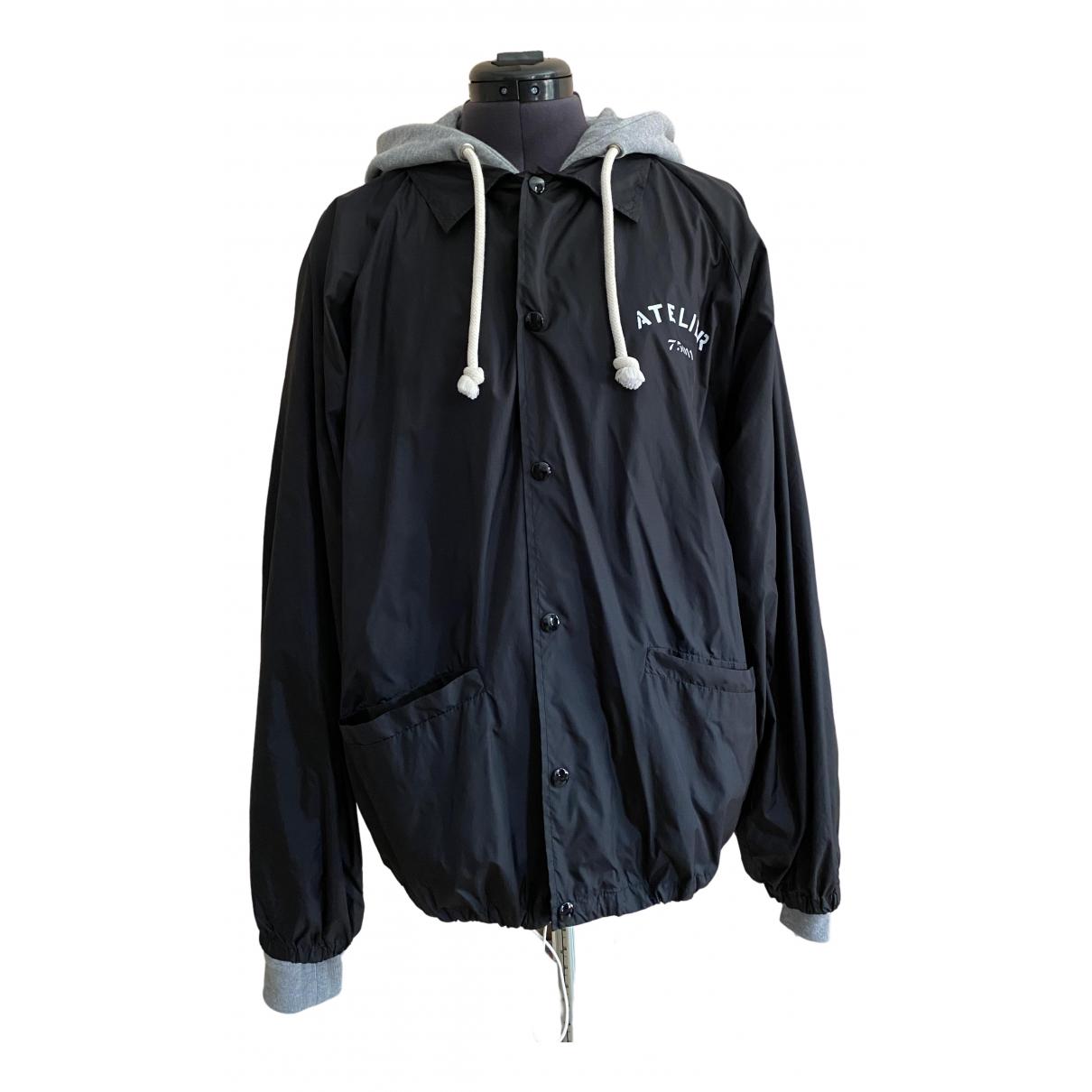 Maison Martin Margiela \N Black jacket  for Men M International