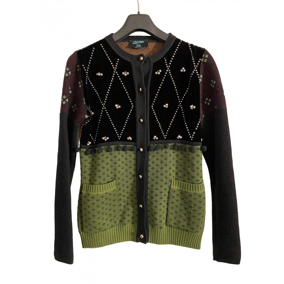 Jean Paul Gaultier - Veste   pour femme en laine