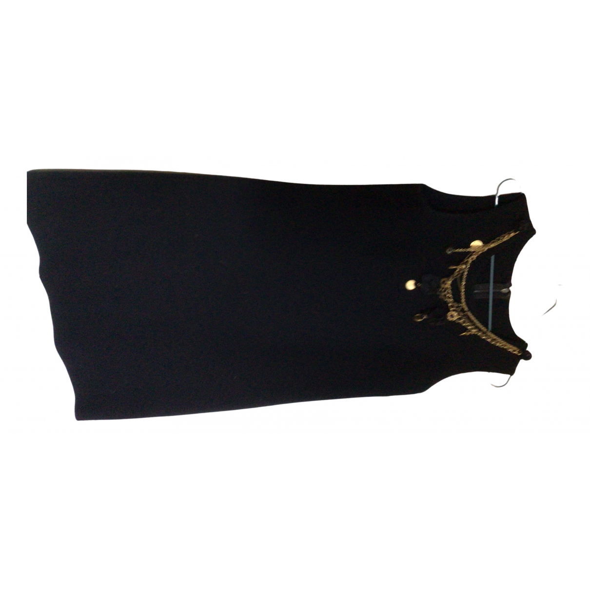 Dolce & Gabbana N Black Wool dress for Women 40 IT