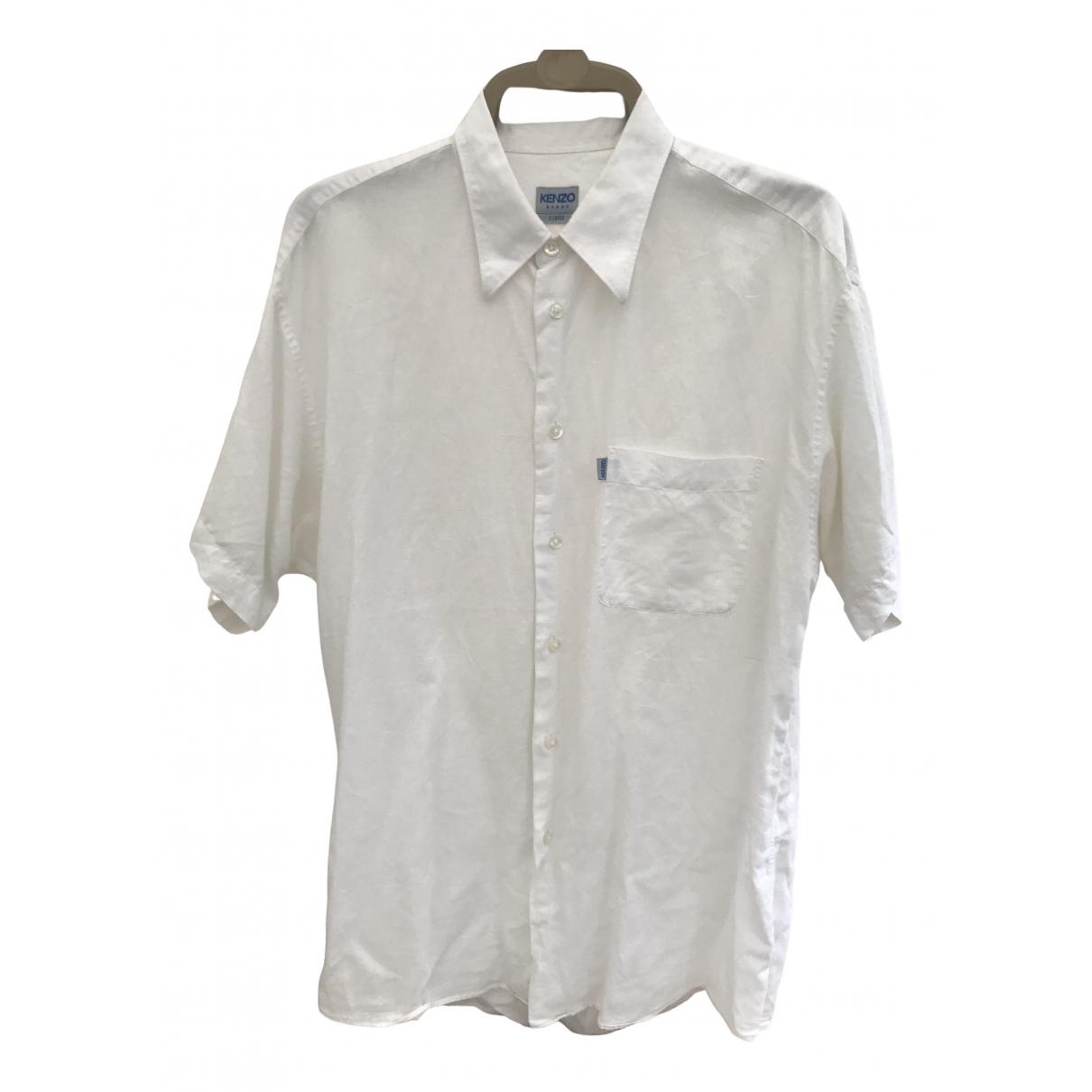 Camisas de Lino Kenzo