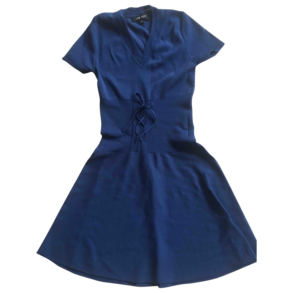 Nine West \N Blue dress for Women M International