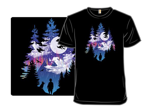 An Adventure Awaits T Shirt