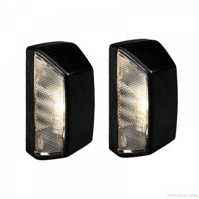 Hella 3389 License Plate Lamp - 003389061