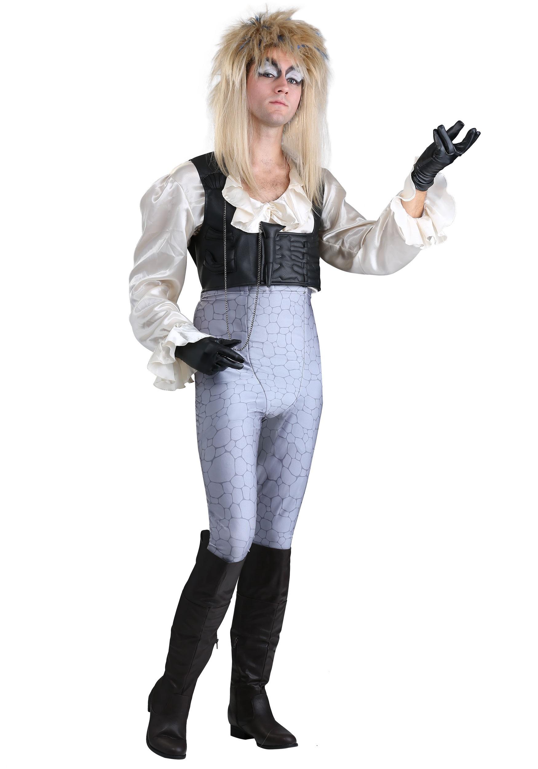 Labyrinth Jareth Adult Men's Costume