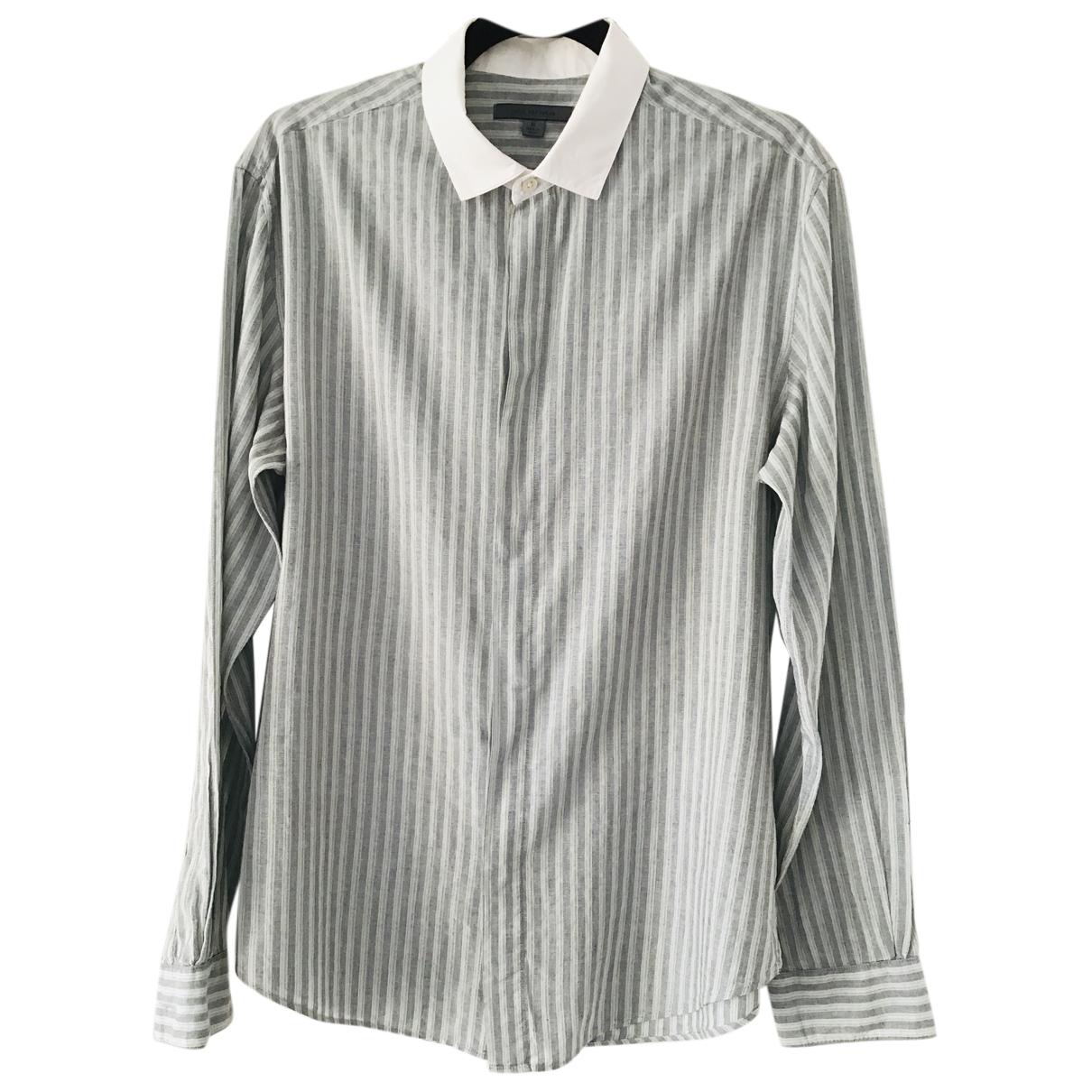 John Varvatos - Chemises   pour homme en coton - multicolore