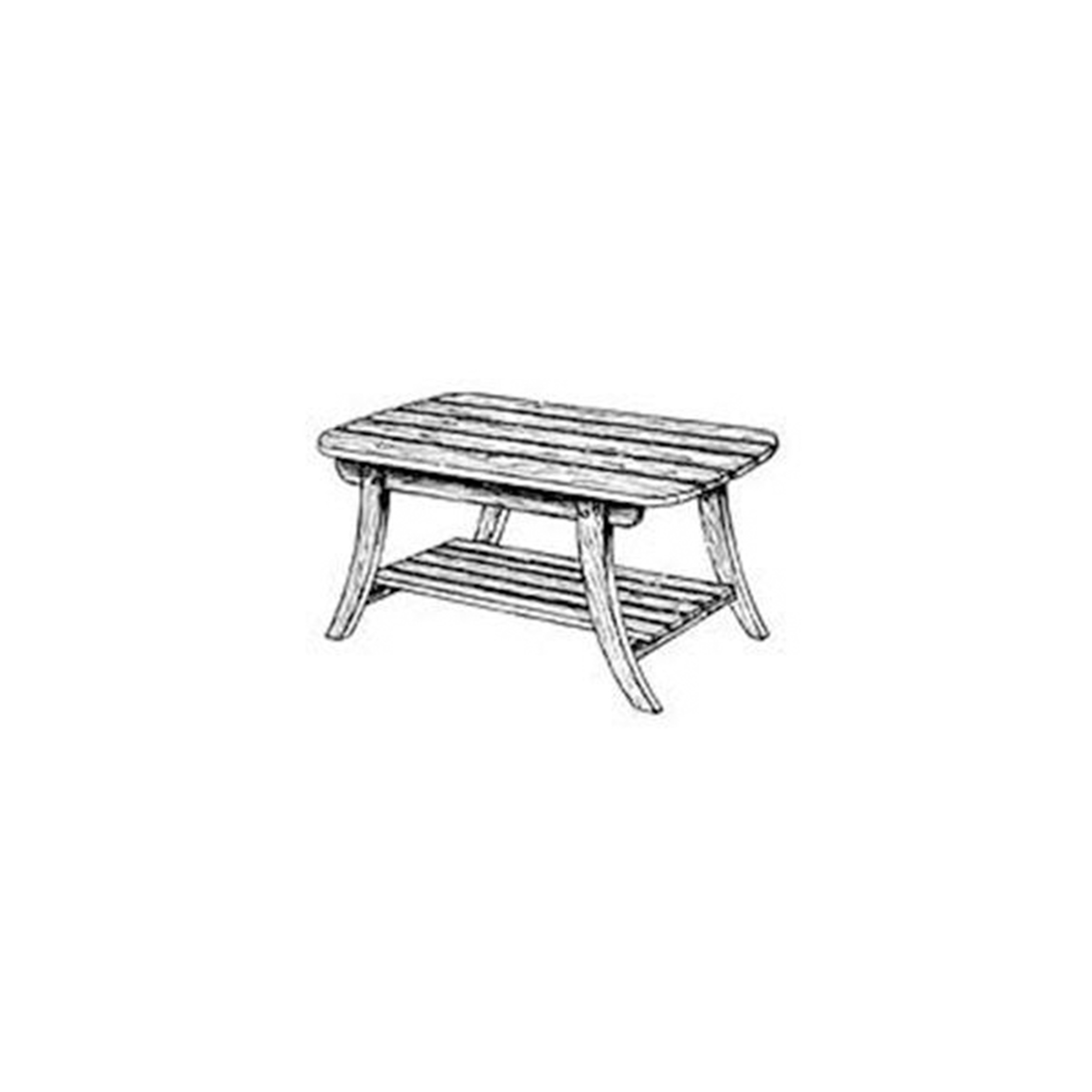 Woodworking Project Paper Plan to Build Garden Table