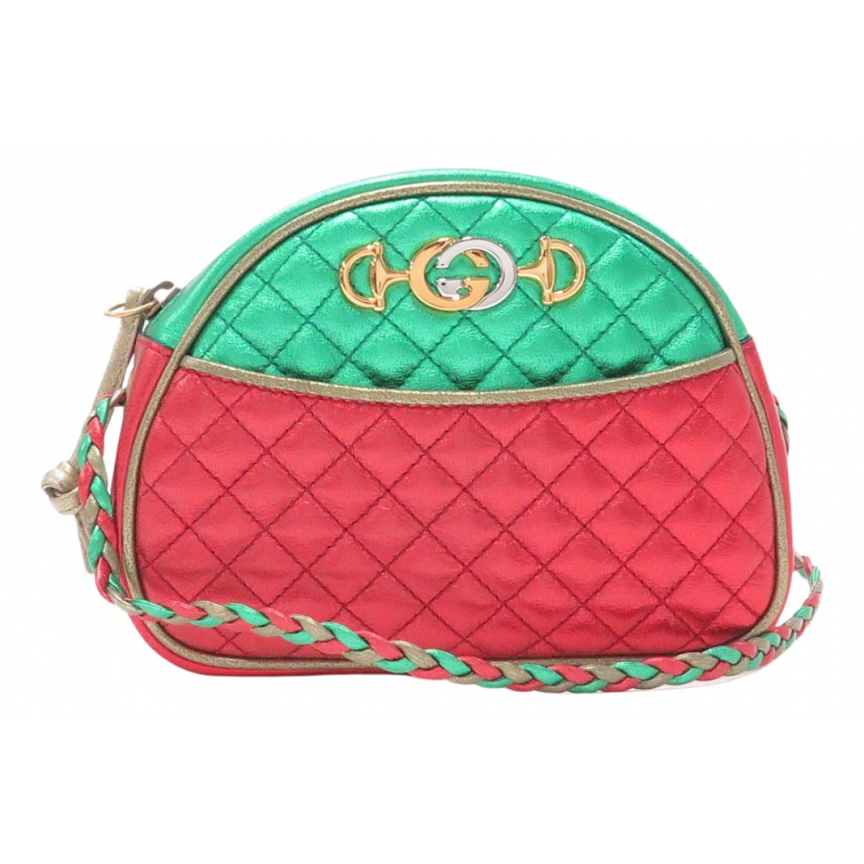 Gucci Laminated Multicolour Leather handbag for Women N