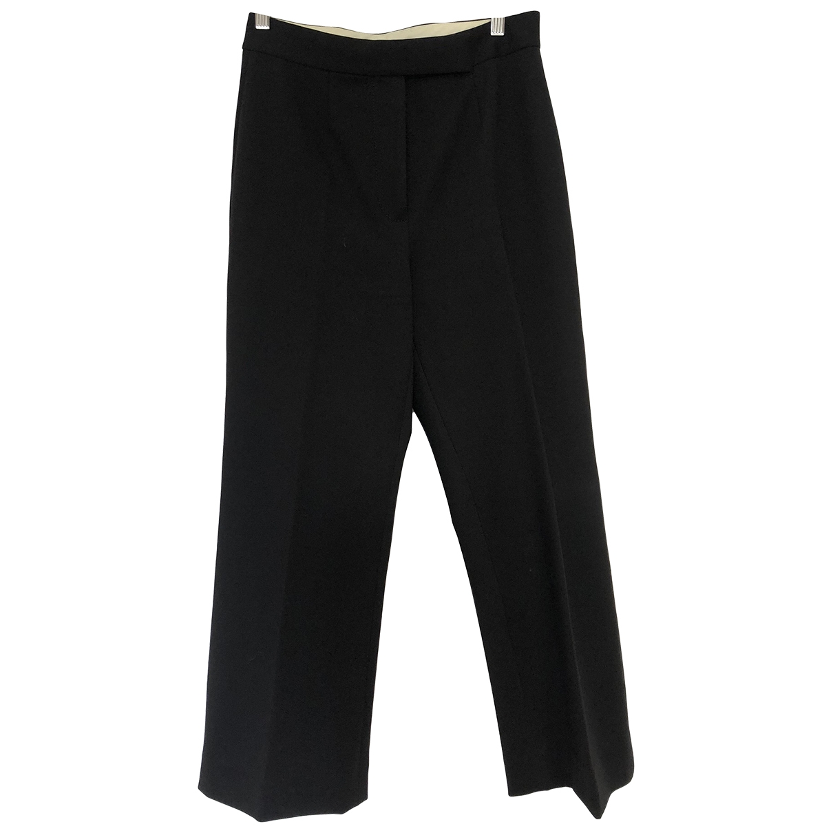 Marc Jacobs \N Black Spandex Trousers for Women 4 UK