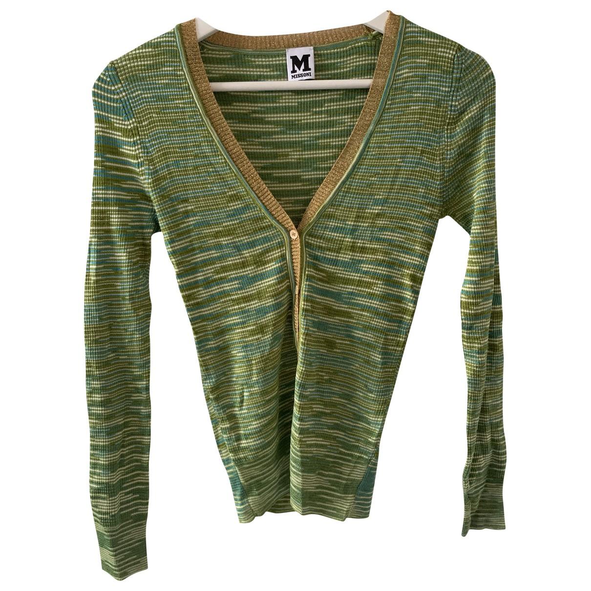 M Missoni \N Green Knitwear for Women 40 IT