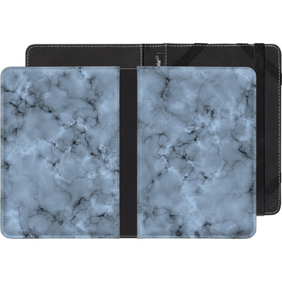 Pocketbook Touch Lux 2 eBook Reader Huelle - Blue Marble von caseable Designs