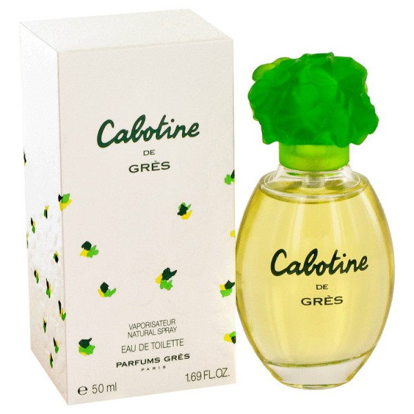 Cabotine - Parfums Gres Eau de Toilette Spray 50 ML