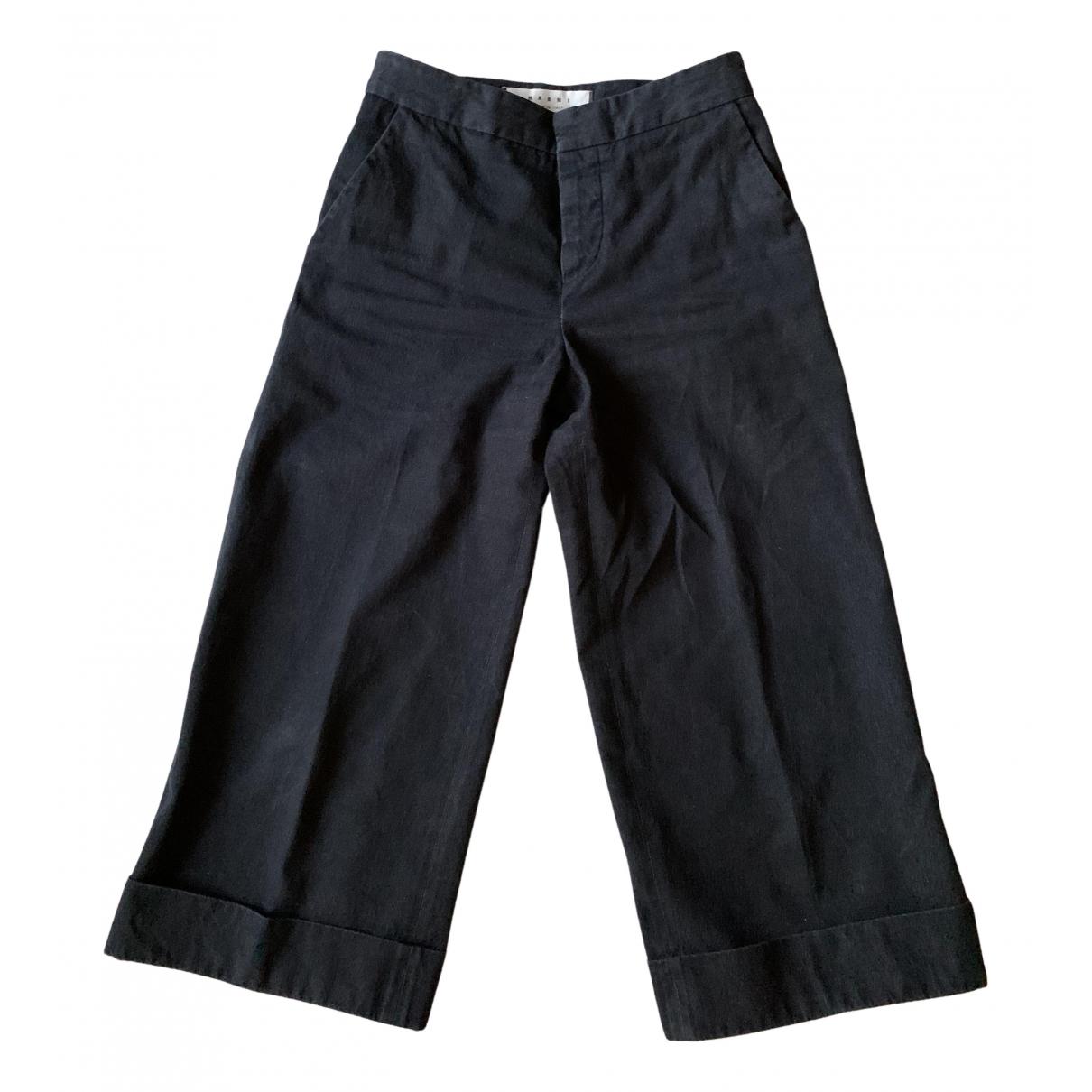 Pantalon largo Marni