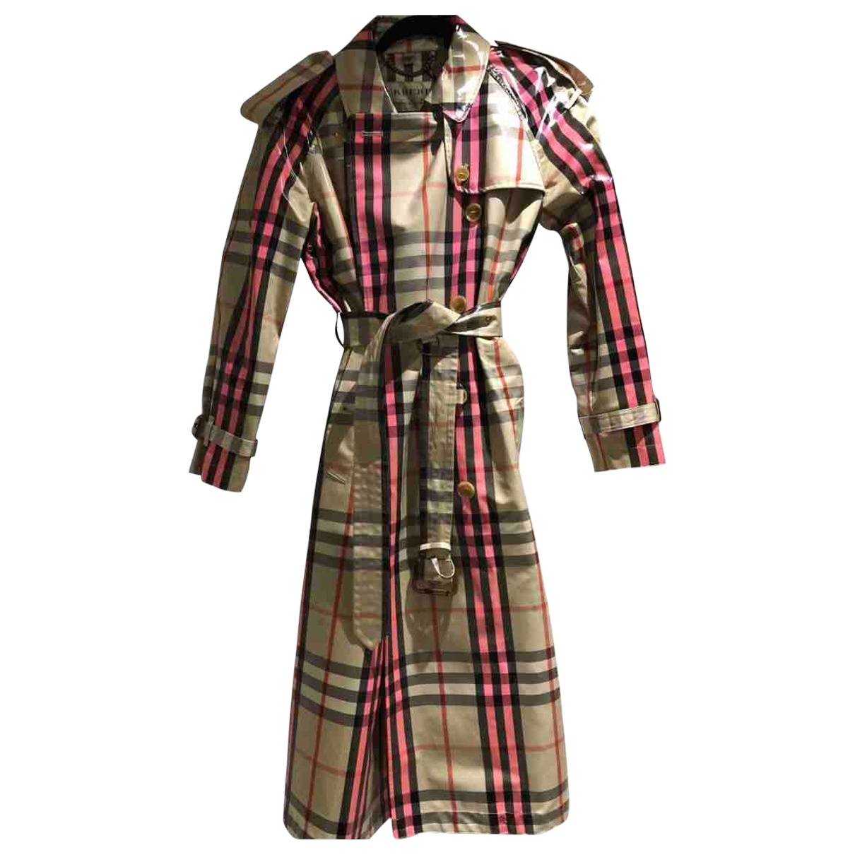 Burberry \N Cotton jacket for Women 4 UK