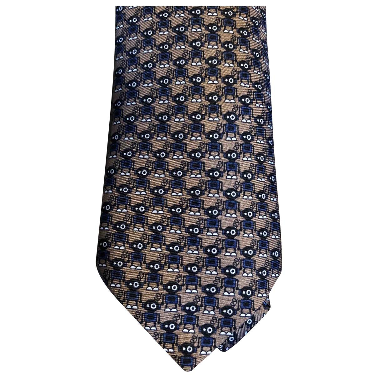 Corbata de Seda Prada