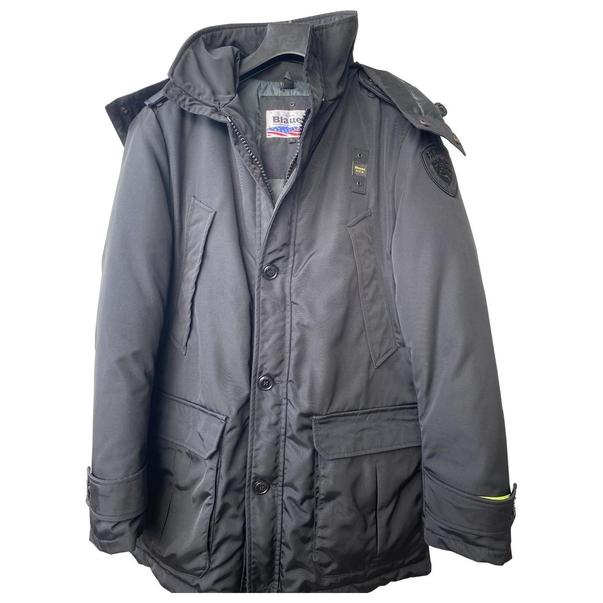 Blauer \N Black jacket  for Men L International