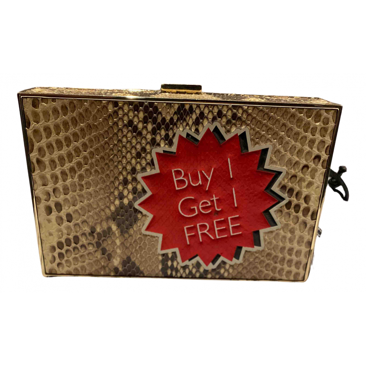 Anya Hindmarch N Python Clutch bag for Women N