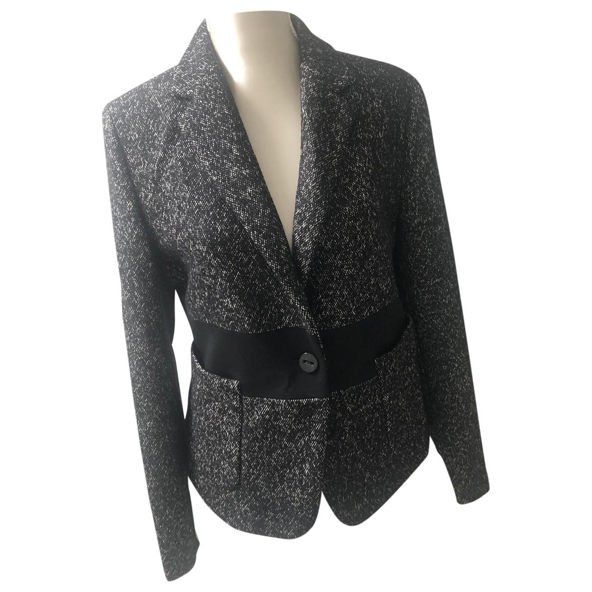 Intrend - Veste   pour femme en laine - multicolore