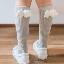 Baby Ribbed Socks