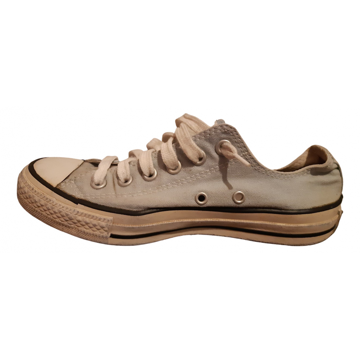 Converse \N Navy Cloth Trainers for Women 37 EU