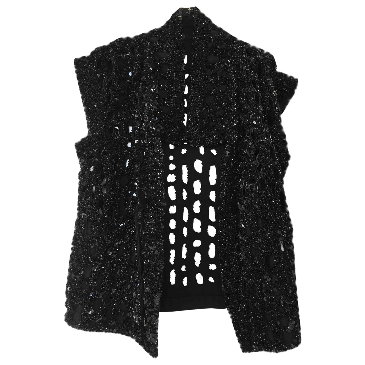 Isabel Marant \N Black Glitter jacket for Women 36 FR