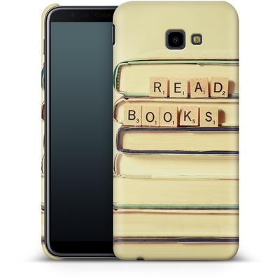 Samsung Galaxy J4 Plus Smartphone Huelle - Read Books von Joy StClaire