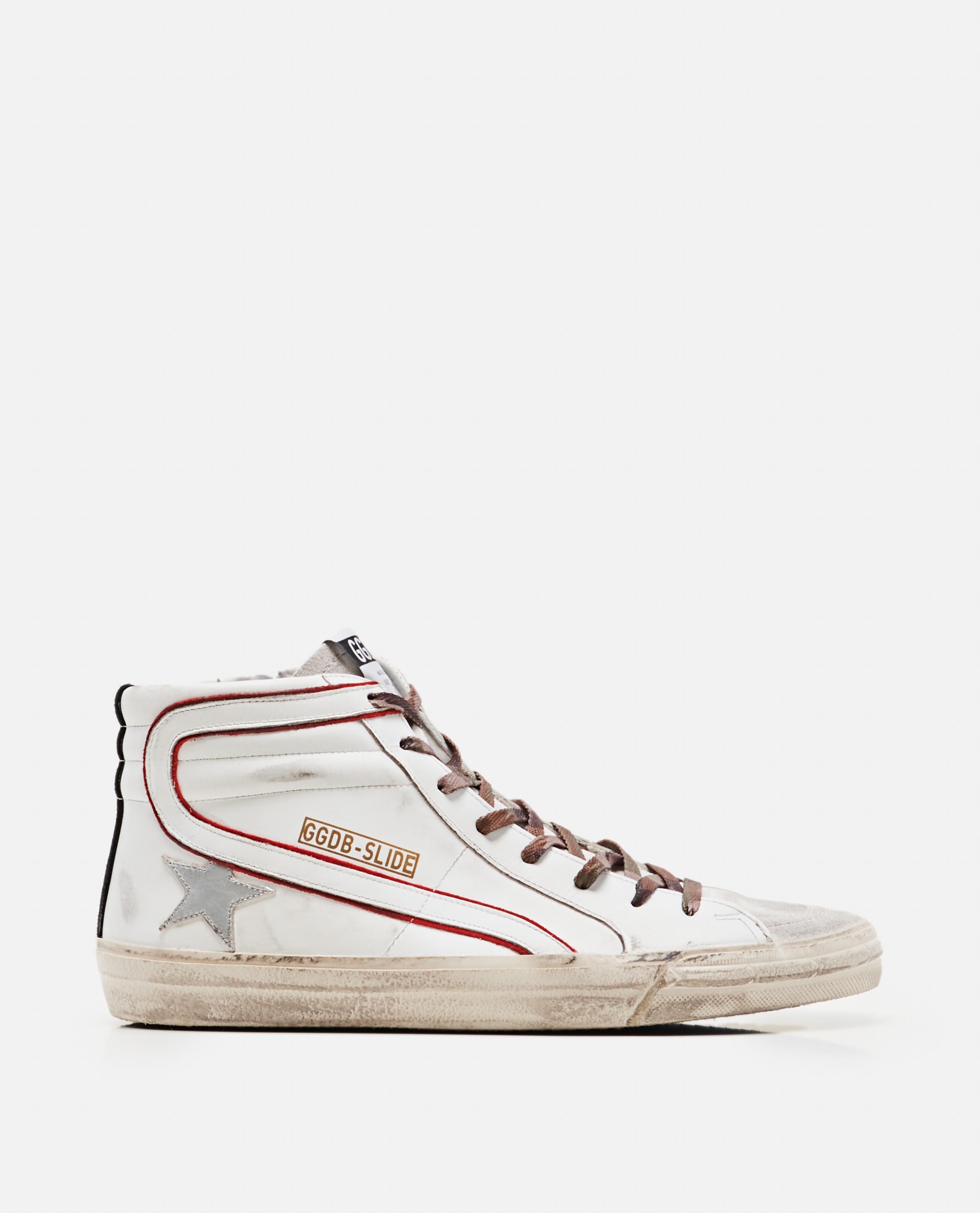 White Slide sneaker