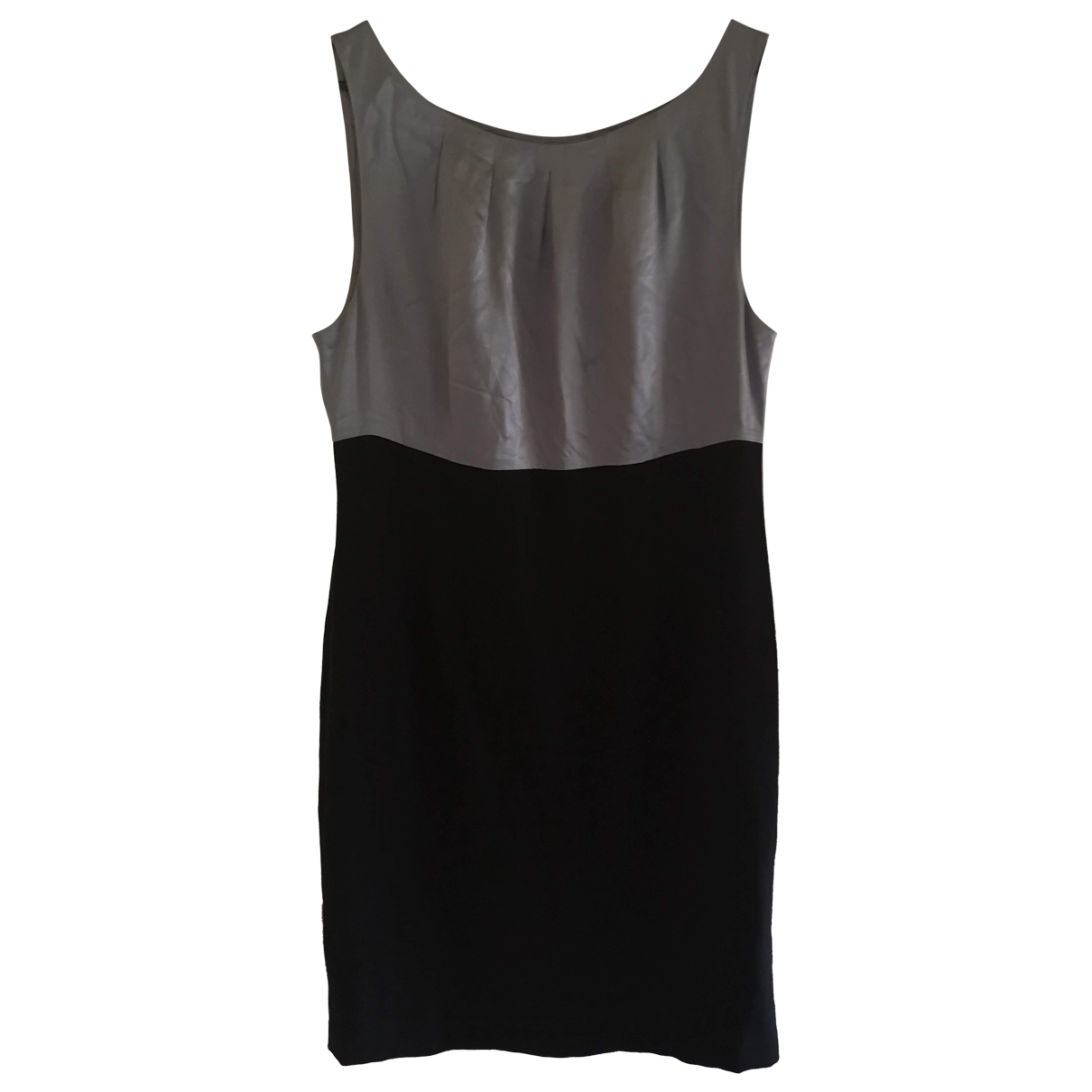 Lk Bennett \N Black Silk dress for Women 14 UK