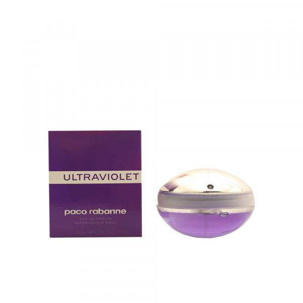 Ultraviolet Pour Femme - Paco Rabanne Eau de Parfum Spray 50 ML