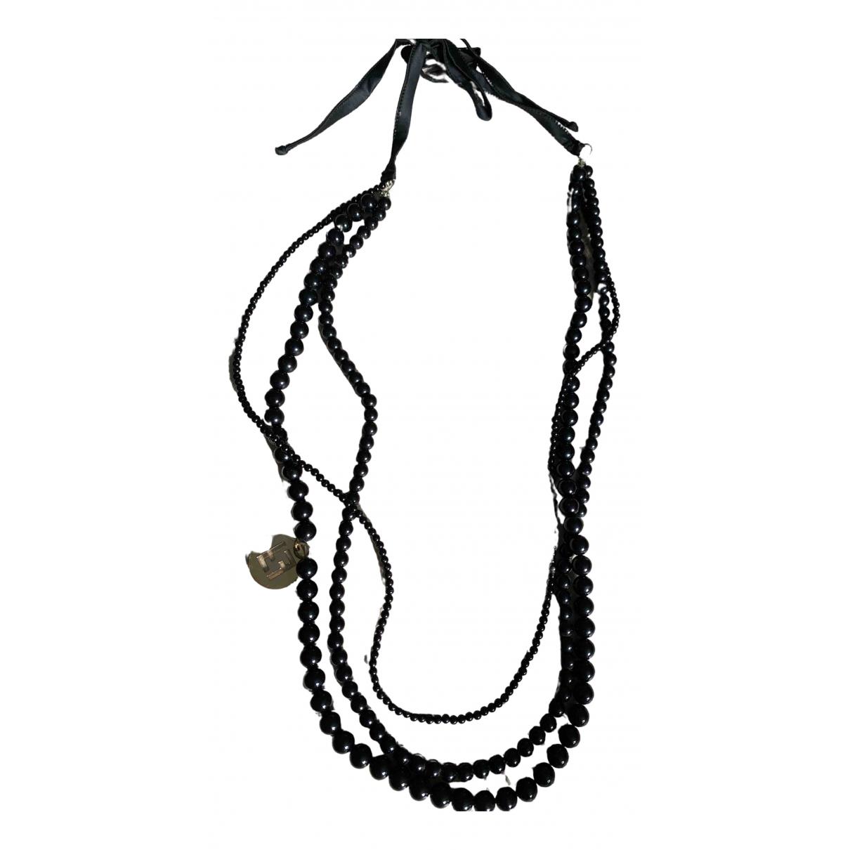 Fendi The Fendista Black necklace for Women N