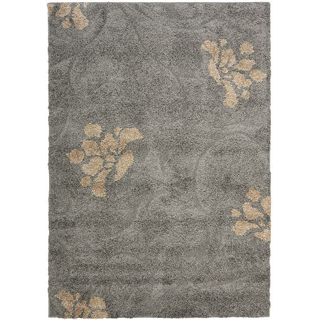 Safavieh Shag Collection Brock Floral Area Rug, One Size , Multiple Colors