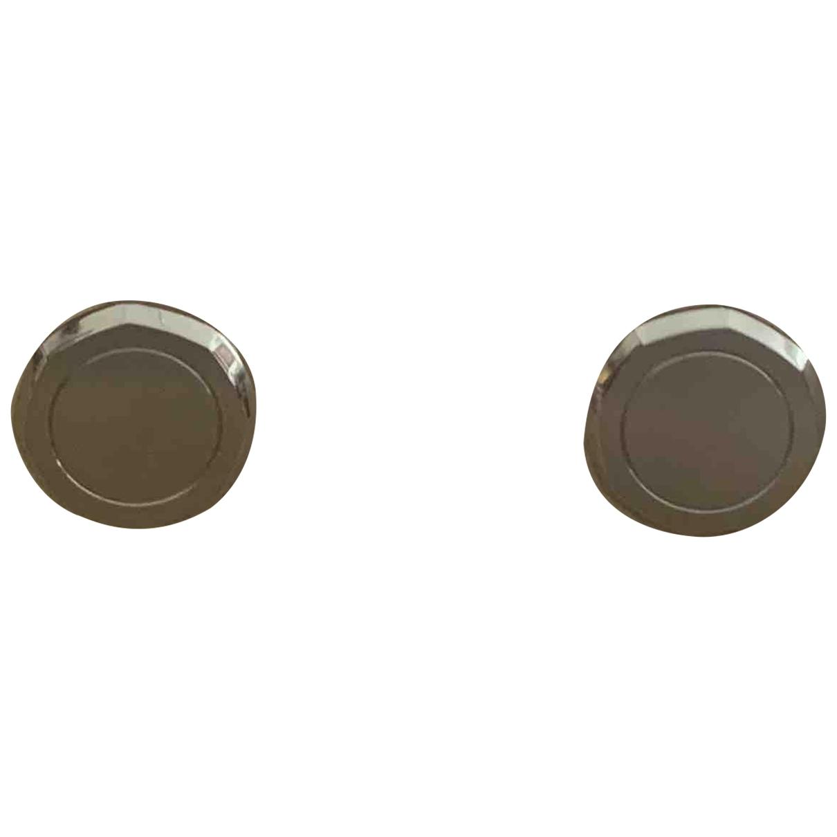 Audemars Piguet - Boutons de manchette   pour homme en acier - argente