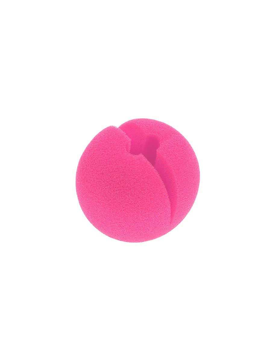 Kostuemzubehor Clownsnase Schaumstoff pink