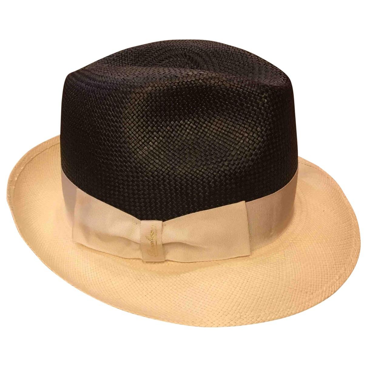 Borsalino \N Multicolour Wicker hat for Women L International