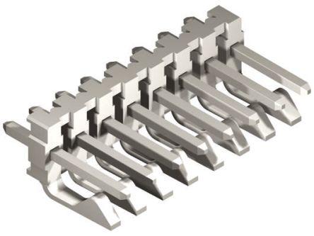 Molex , KK 396, 41671, 3 Way, 1 Row, Straight Pin Header (10)