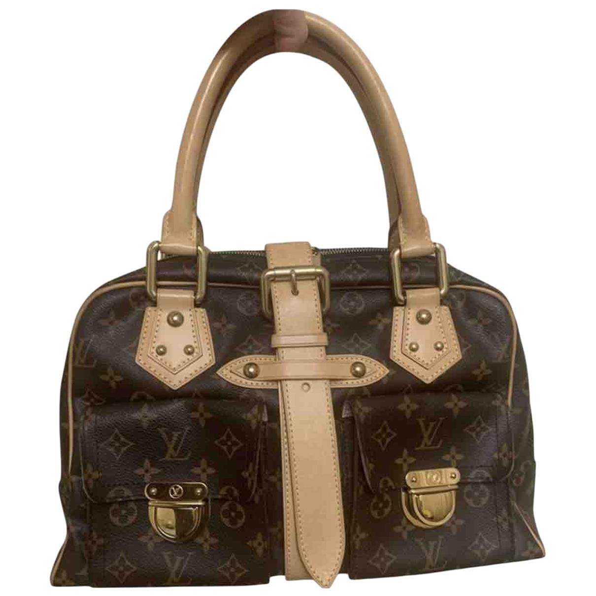Louis Vuitton Manhattan Cloth handbag for Women \N