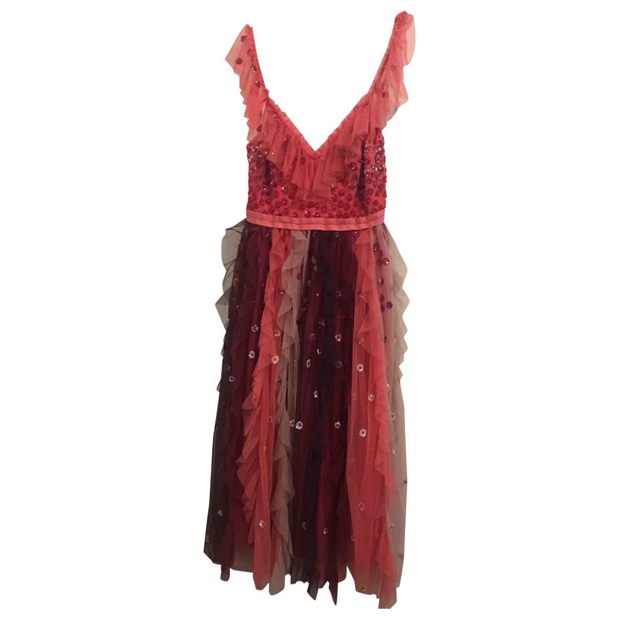 Needle & Thread \N Pink dress for Women 4 UK