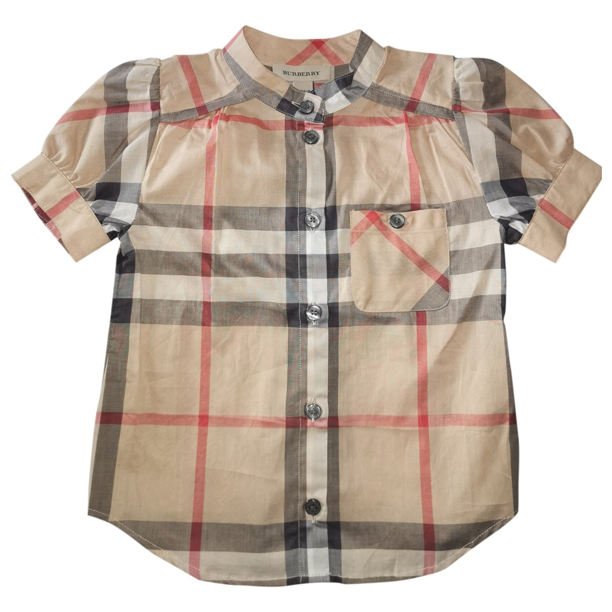 Burberry \N Beige Cotton  top for Kids 3 years - up to 98cm FR