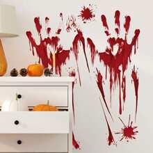 Halloween Hand Wall Sticker