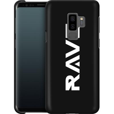 Samsung Galaxy S9 Plus Smartphone Huelle - RAVE von Berlin Techno Collective