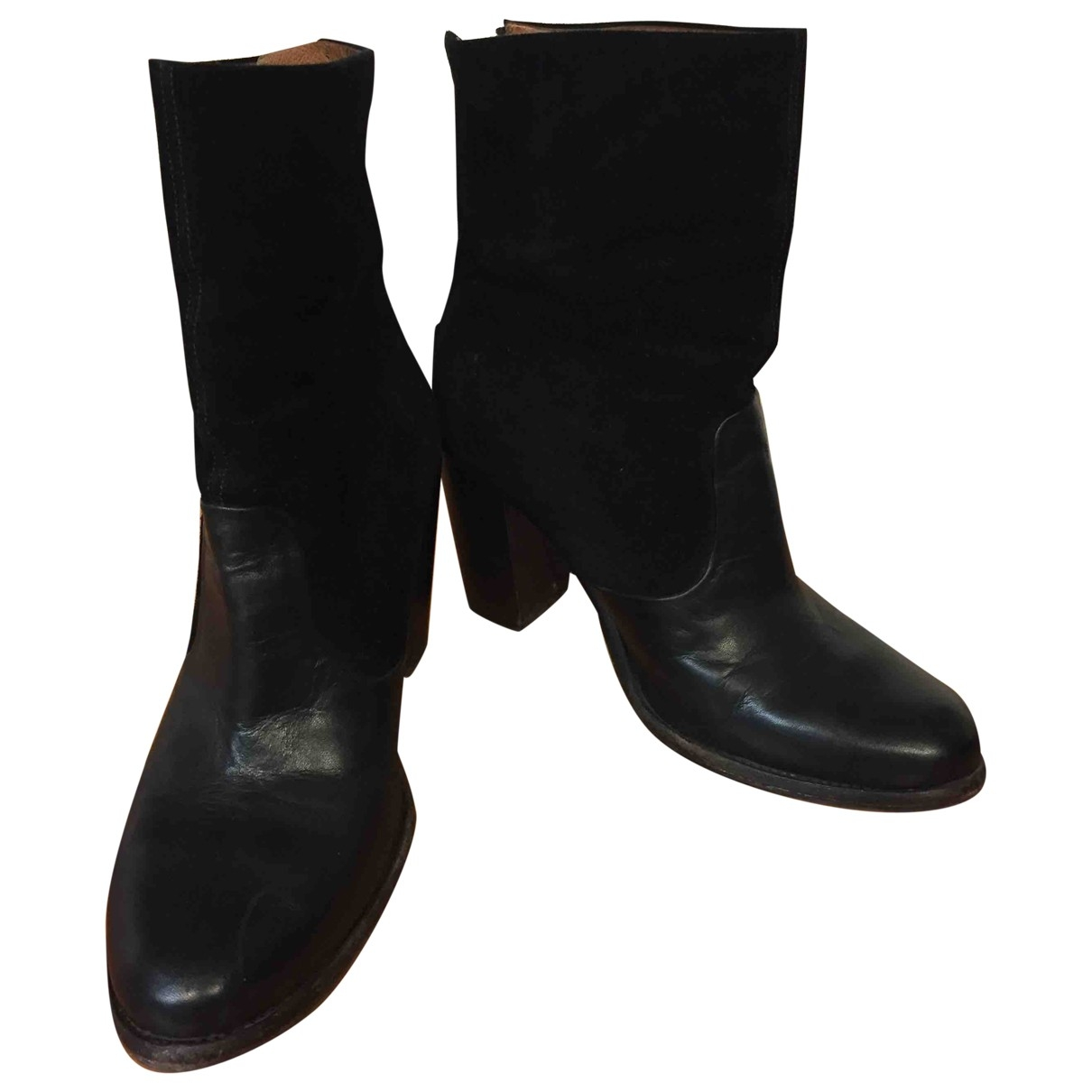 Botas de Cuero All Saints