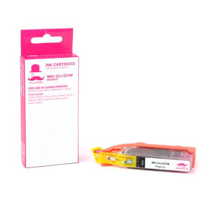 Compatible Canon PIXMA MP640 Ink Canon CLI-221M 2948B001 Magenta