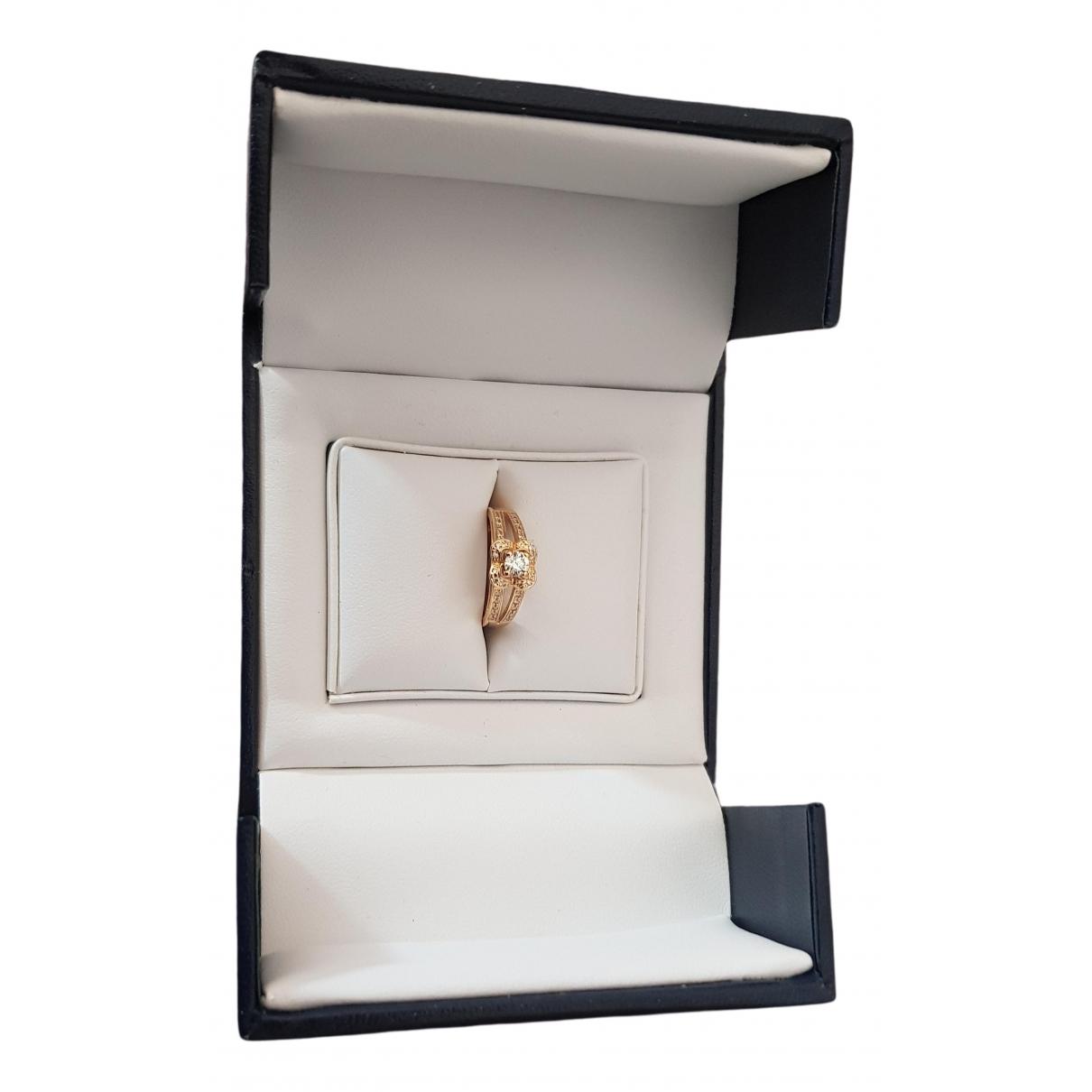 Mauboussin - Bague Chance of Love  pour femme en or rose - dore