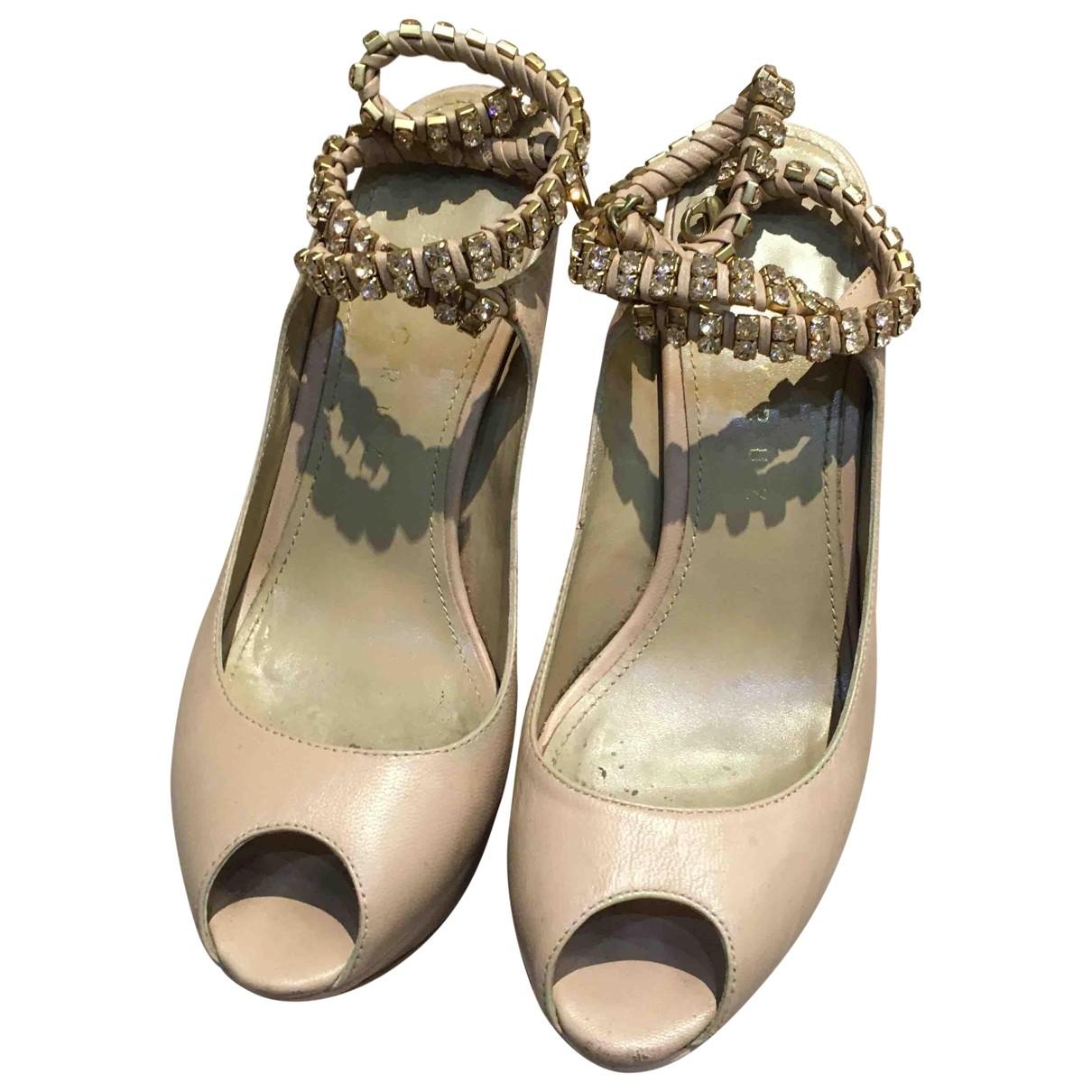 Sandalias de Cuero Lola Cruz