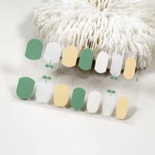 1sheet Graphic Nail Sticker