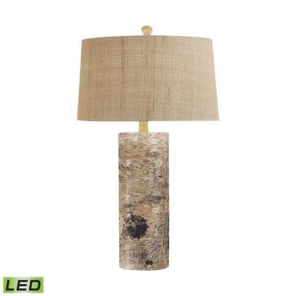 500-LED Aspen Bark LED Table Lamp  In