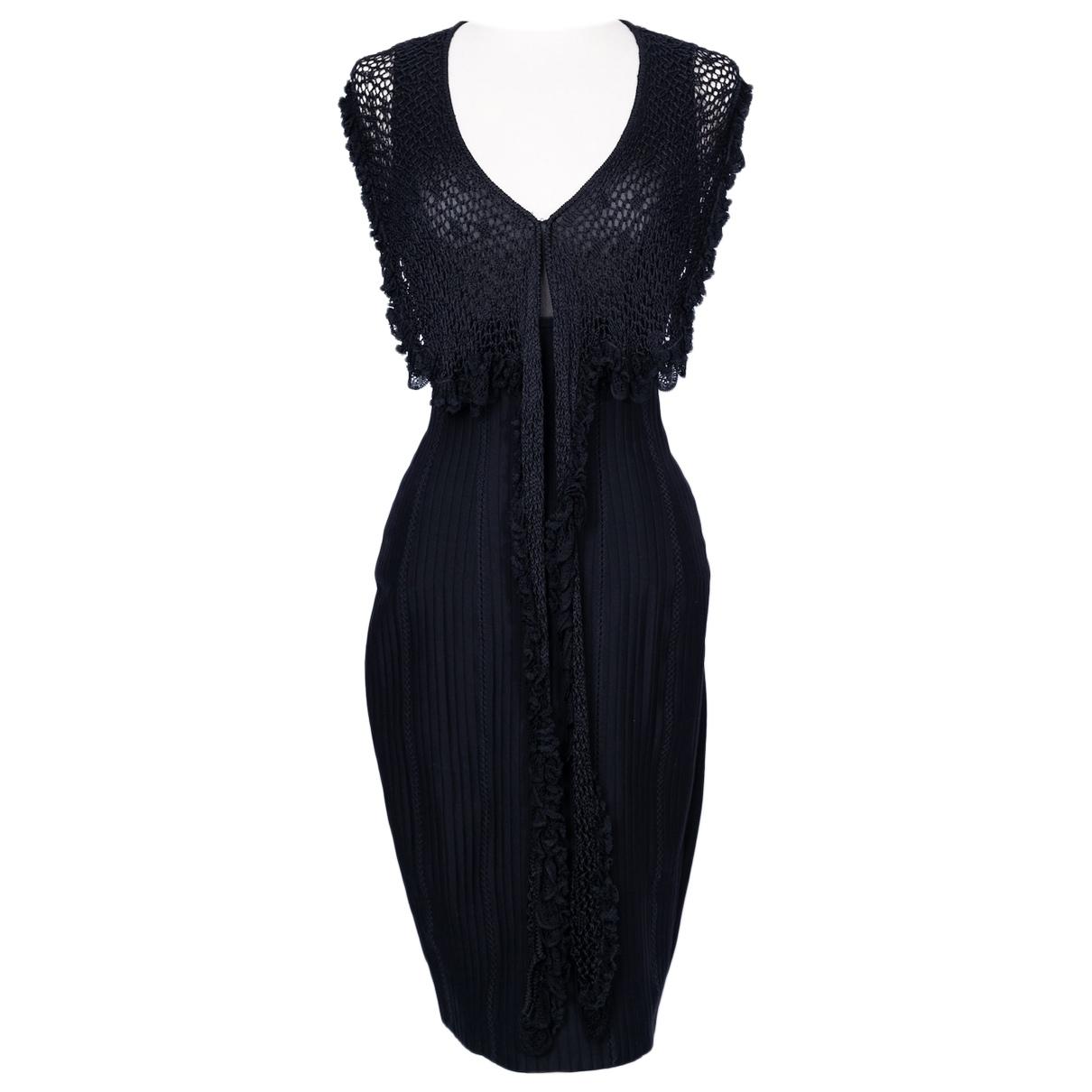 Chanel N Black dress for Women 34 FR