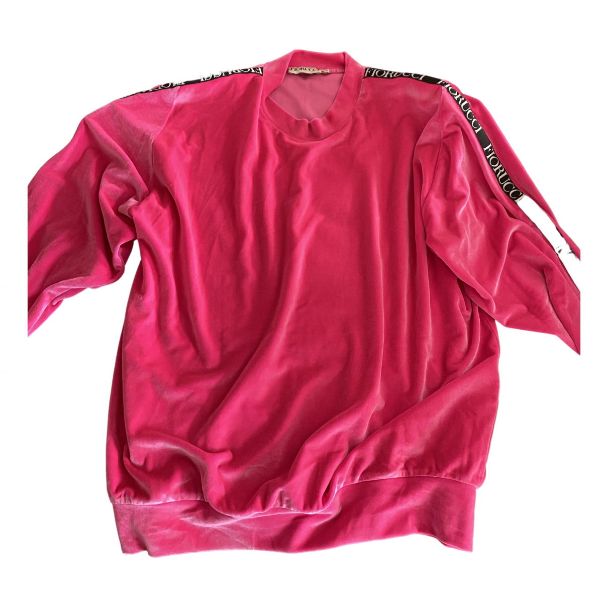 Fiorucci \N Pink Cotton Knitwear for Women S International