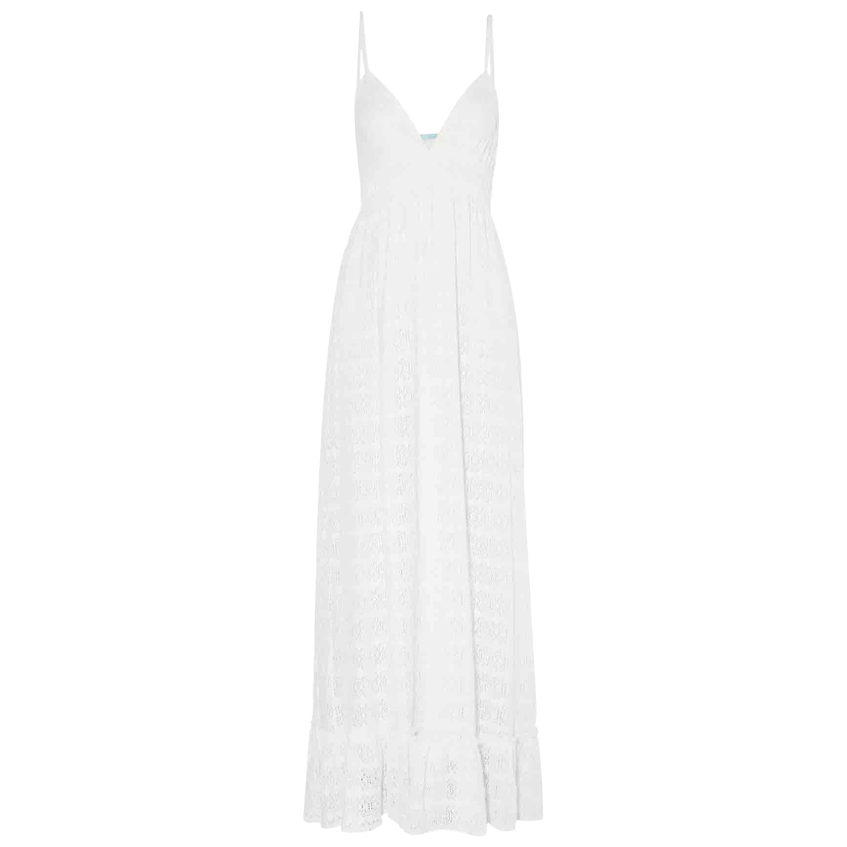 Melissa Odabash \N Kleid in  Weiss Polyester