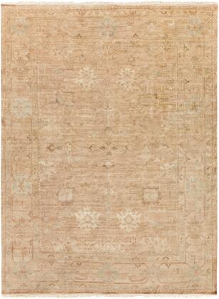 Hillcrest HIL-9012 10' x 14' Rectangle Traditional Rug in